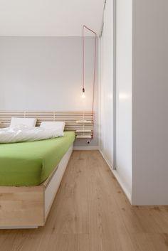 לבן מעבר לים: הצצה לדירה טרנדית בפולין | בניין ודיור