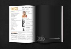 BRUNO Magazine #2–2011 on Behance