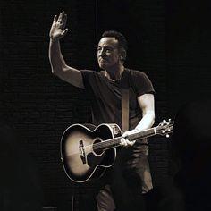 Bruce Springsteen, Walter Kerr theatre, Janvier 2018