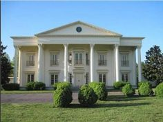 Greek Revival Homes   and pediments examples of greek revival architecture the ancient greek ...