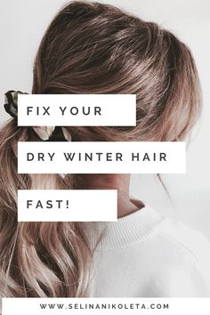 Are you struggling to take care of your static and dry hair during winter season? I will reveal the best way to lose that Albert Einstein look in no time! Dry Hair Mask, Hair Fixing, Winter Hairstyles, Fix You, Albert Einstein, Winter Season, Take Care Of Yourself, Locks, My Hair