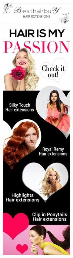 We offer 100% Human Hair, and the sales activity will be hold in every month, So welcome to @Besthairbuy, we can offer you the hair which you want, and we can be the #hairstyle# guide for you!