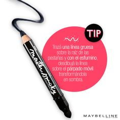 Sumate al look smokey #Tips #MakeUp #SmokyEyes #MNYArgentina