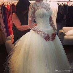 Wedd dress - wishes