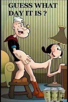 Girls naughty hump day
