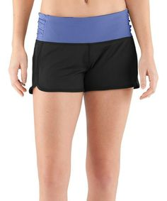 Take a look at this Black & Blue UA Hot Class Shorts by Under Armour® on #zulily today!