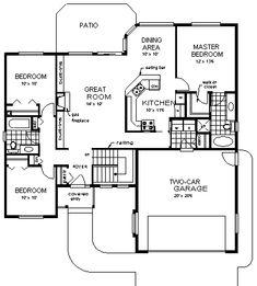 u shaped house plans Maleras Scandinavian Homes Ltd House