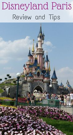 All the information you need for a great visit to Disneyland Pairs including info about Disneyland Park and Walt Disney Studios Park, how to get there, tips for Disneyland Paris with kids