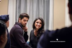 Parineeti Chopra and Sidharth Malhotra. I love them together!