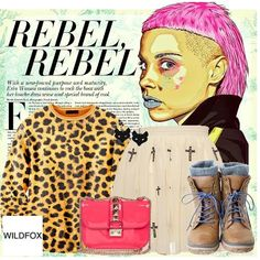 Rebel, Rebel | Women's Outfit | ASOS Fashion Finder