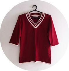 Blusa retrô - Tamanho G. R$26.00