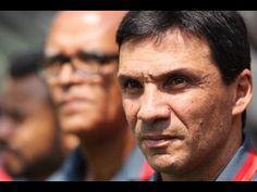 """Técnico do Flamengo: """"Continuamos na briga"""""""