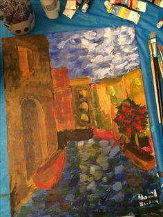 Watercolor, Studio, Painting, Art, Watercolor Painting, Painting Art, Paintings, Kunst, Paint