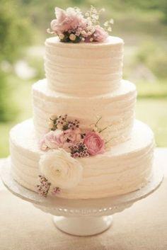 18 beautiful buttercream wedding cakes 4
