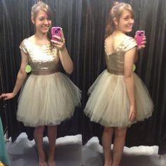 Junior prom dress :) I still love it!