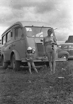 Veranista de Matinhos - década de 40