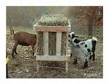 Image result for best square bale hay feeder for