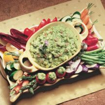 Fresh Fiesta Vegetable Platter