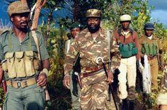 -UNITAS Jonas Savimbi i mitten !