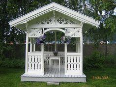 Et lite lysthus i fremtidig hage?