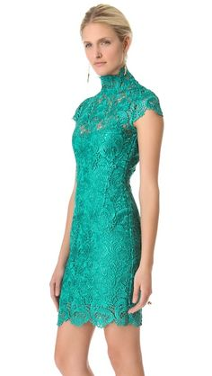 Teal lace :: Just gorgeous!