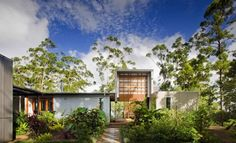 """Residential Architecture: Storrs Road by Tim Stewart Architects: '"""""""