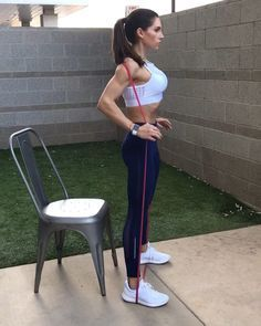 """2,131 Likes, 21 Comments - Alexia Clark (@alexia_clark) on Instagram: """"Legs At Home 1. 15 each side 2. 20 each side 3. 25 each side 4. 60seconds 3-5 rounds…"""""""