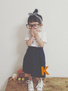癒しとオシャレの融合*アプリWEARの子供たちが可愛すぎる。|MERY [メリー]