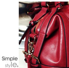The New Style Retro Handbag for Women : BAGSTORM, Backpack for students, fashion bags for women, suitcase for men