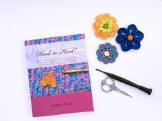 Huge thanks to @madewithloops for her beautiful, beautiful share of my new #crochet / #creativity book #hooktoheal