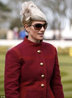 A keen equestrian, Zara Phillips is known to frequent horse racing events across the count...