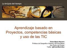 Aprendizaje basado en Proyectos y su estrecha relación con las TAC. ¿Imprescindibles? Como mínimo, necesarias.