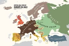 Europe According to the Future, 2022