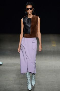 3.1 Phillip Lim Fall 2014 Ready-to-Wear