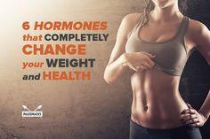 How Hormones Affect Weight