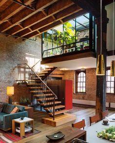Beautiful split level living