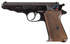 This is an exceptionally rare example of a Walther Model MP experimental pistol in 9mm Parabellum. It was developed in the early 1930s after the initial development of the original Walther Model PP, the early concealed-hammer PPs, and the later external-hammer large frame PPs, but prior to the design and development of the later Walther Model Armee Pistole.Loading that magazine is a pain! Get your Magazine speedloader today! http://www.amazon.com/shops/raeind