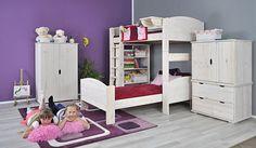 ekologiczne, modułowe i funkcjonalne łóżka dla dzieci. Łóżko Junior 140