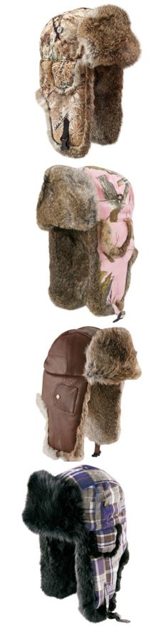 When the temperature dips, retain your body heat with the Mad Bomber Women's Rabbit-Fur Hat. Silky-soft dyed rabbit fur provides a luxurious feel and natural warmth.