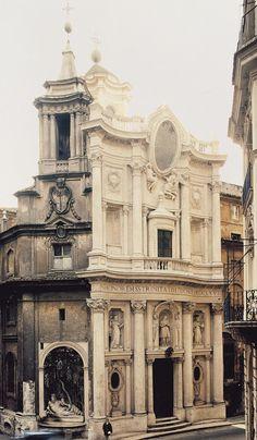 La Chiesa di San Carlino alle Quattro Fontane, Roma