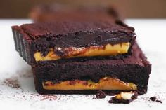 Tarte chocolat caramel beurre salé ---- Honteusement gourmand !!