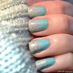 Snow Nails. :) I received a few bottles of this nail polish & hands down it is the best polish I have ever used in my life ~ former nail technician.. adore this!! I love it & am addicted :)