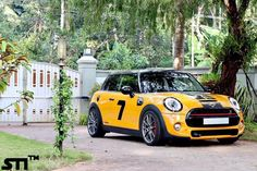 2,469 отметок «Нравится», 7 комментариев — Mini Cooper - Abu Dhabi Motors (@minicooperjcw) в Instagram: «For more Mini's Follow @minicooperjcw #MiniCooperJCW…»