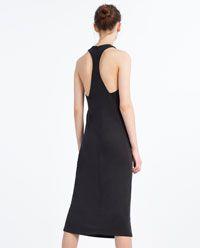 HALTER NECK DRESS from Zara