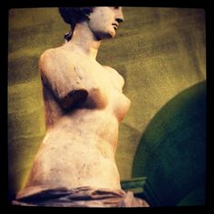 My photo of the statue of Venus de Milo — put through Instagram.   See the rest of my photography portfolio on RedBubble: http://www.redbubble.com/people/felinemind