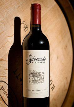 Silverado Vineyards Cabernet Sauvignon (one of my favorite California Cabs)