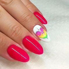 I love DC52 ❤ @blueskypolska  Color full of passion and energy!! #blueskypolska #nailsoftheday #nailart #hybrydnails #hybrydymanicure #manicure #valentinesnails #pazurki #paznokcie #serce #nailartist #piekne #polishgirl #like4like #f4f #pinknails #nails2inspire #nails #nails💅 #lovehybrydy #nailsru #nailswag #nailsinstagram #nailsinsta #nailsporn #nailpolish #instanails
