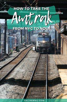 amtrak train travel | amtrak train travel tips | amtrak crescent |travel tips | train travel