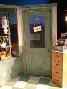 LANCE CARDINAL: Little Shop of Horrors - Set Design
