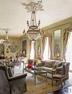 Kara Childress Renovates a Texas Mansion | Architectural Digest
